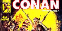 Savage Sword of Conan 31