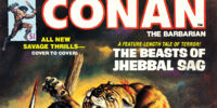 Savage Sword of Conan 27
