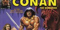 Savage Sword of Conan 198