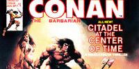 Savage Sword of Conan 7