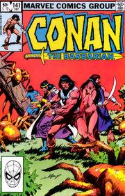 Conan the Barbarian Vol 1 141