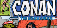 Conan the Barbarian 100