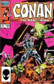 Conan the Barbarian Vol 1 191