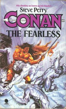 Conan the Fearless