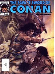 Savage Sword of Conan Vol 1 133