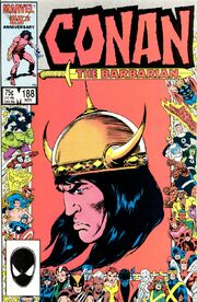 Conan the Barbarian Vol 1 188