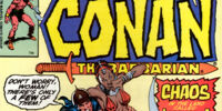Conan the Barbarian 106