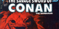 Savage Sword of Conan 69