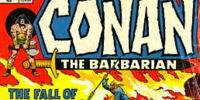 Conan the Barbarian 26