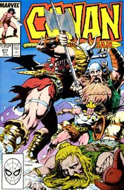 Conan the Barbarian Vol 1 211