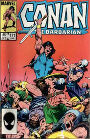 Conan the Barbarian Vol 1 171