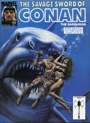 Savage Sword of Conan Vol 1 192