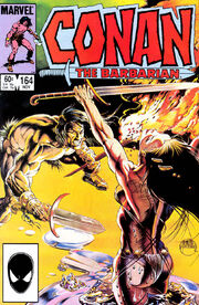 Conan the Barbarian Vol 1 164