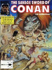 Savage Sword of Conan Vol 1 196