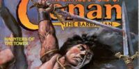 Savage Sword of Conan 222