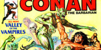 Savage Sword of Conan 38