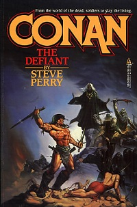 Conan The Defiant-Tpb