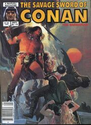 Savage Sword of Conan Vol 1 116
