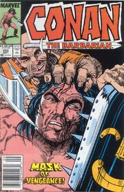 Conan the Barbarian Vol 1 222