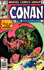 Conan the Barbarian Vol 1 104