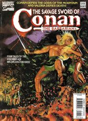 Savage Sword of Conan Vol 1 213