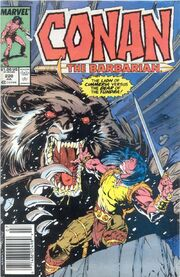 Conan the Barbarian Vol 1 220