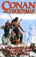 Conan the Swordsman Tor 2002