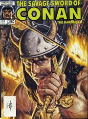 Savage Sword of Conan Vol 1 137