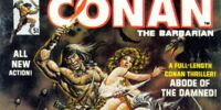 Savage Sword of Conan 11