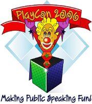 Playcon logo