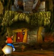 Poo cabin
