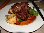 Aged Scotch Fillet, Banq, Yarra Valley