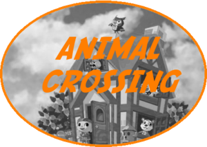 Animal Crossing Button