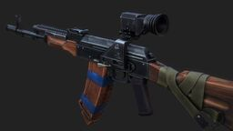 AK74 Custom Promo 1