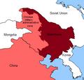 Manchuria map 1953.png