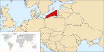 Locator Map of Leubantia