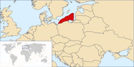 Leubantia Map