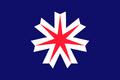 Flag of Hokkaidō, East Asian Federation.png