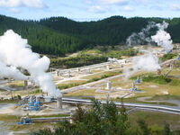 SCR - Geothermal Power Station