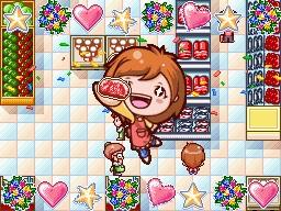 Shopping Mama Ichigo in Cooking Mama 3:shop