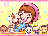 Cookign mama world