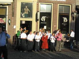 Ridderikhoff, Hoorn