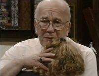 Alec hugs vicky