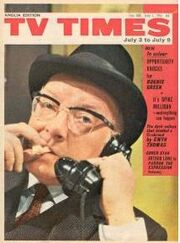 TV Times cover for Pardon the Expression