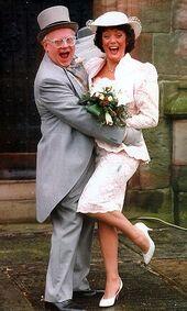 Reg maureen wedding