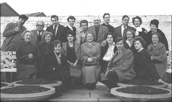 Cast 1960
