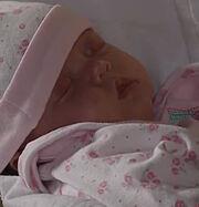 Faye Windass baby