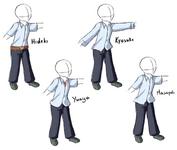 Concept Sketch - Tendo 04