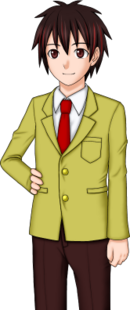 Kyoya Kazuyuki Portrait