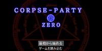 CORPSE-PARTY ZERO